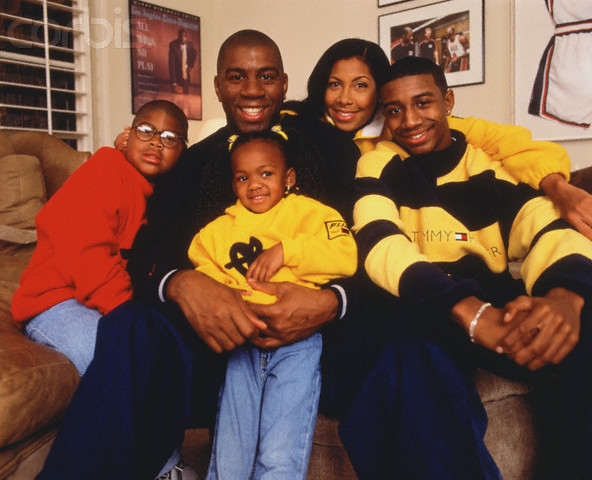 magic johnson grandchildren - photo #1
