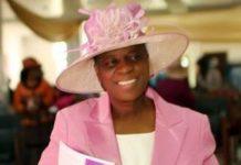 Pastor (Mrs.) Adeboye