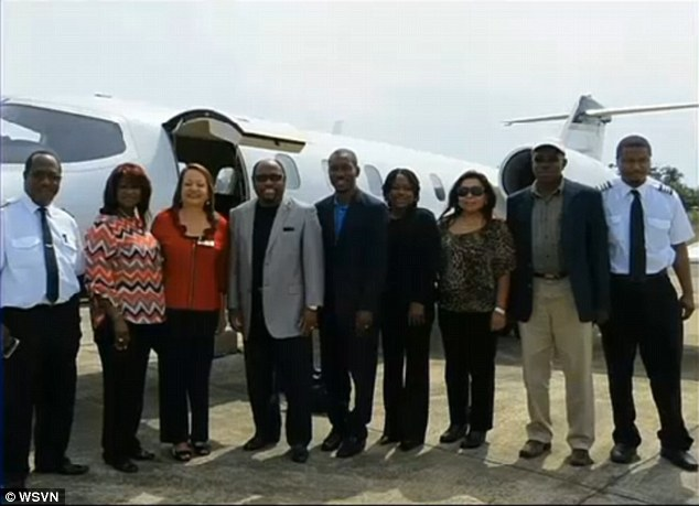 Dr. Myles Munro And Passengers - final picture
