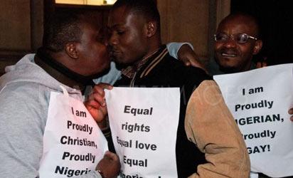 Gay couples In Nigeria