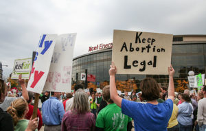 abortion-protest