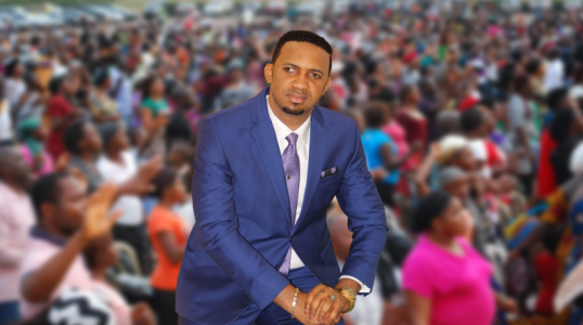 Image result for Chris Okafor who is the senior pastor of Mountain of Liberation and Miracle Ministries (MLMM)