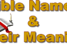 biblical-names-and-meaning