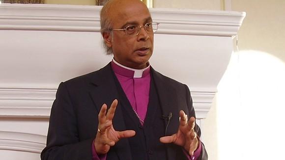Bishop Dr Michael Nazir-Ali, former Bishop of Rochester