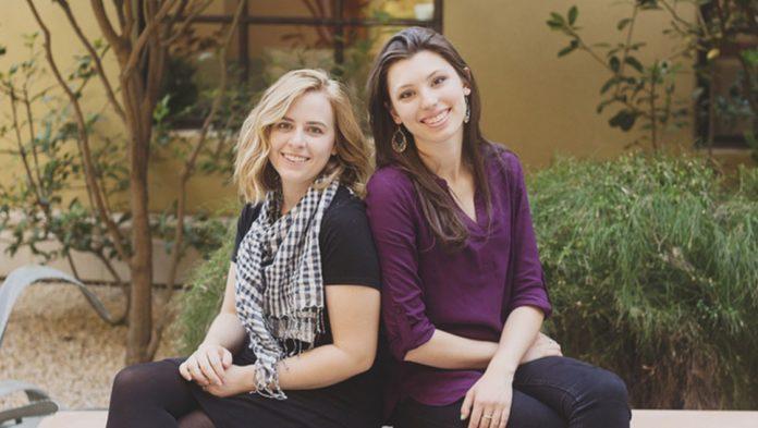 Joanna Duka and Breanna Koski