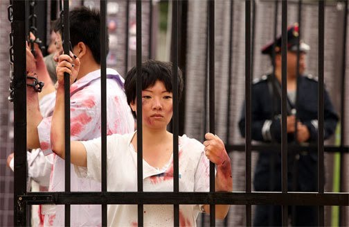 China Arrests 6 Christian Women For Holding Bible Study