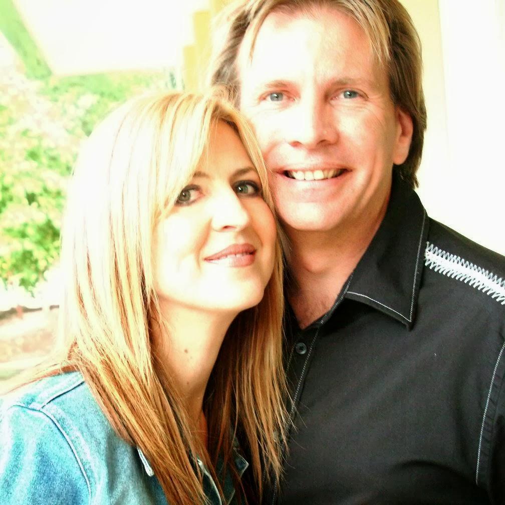 Darlene Zschech and husband Mark