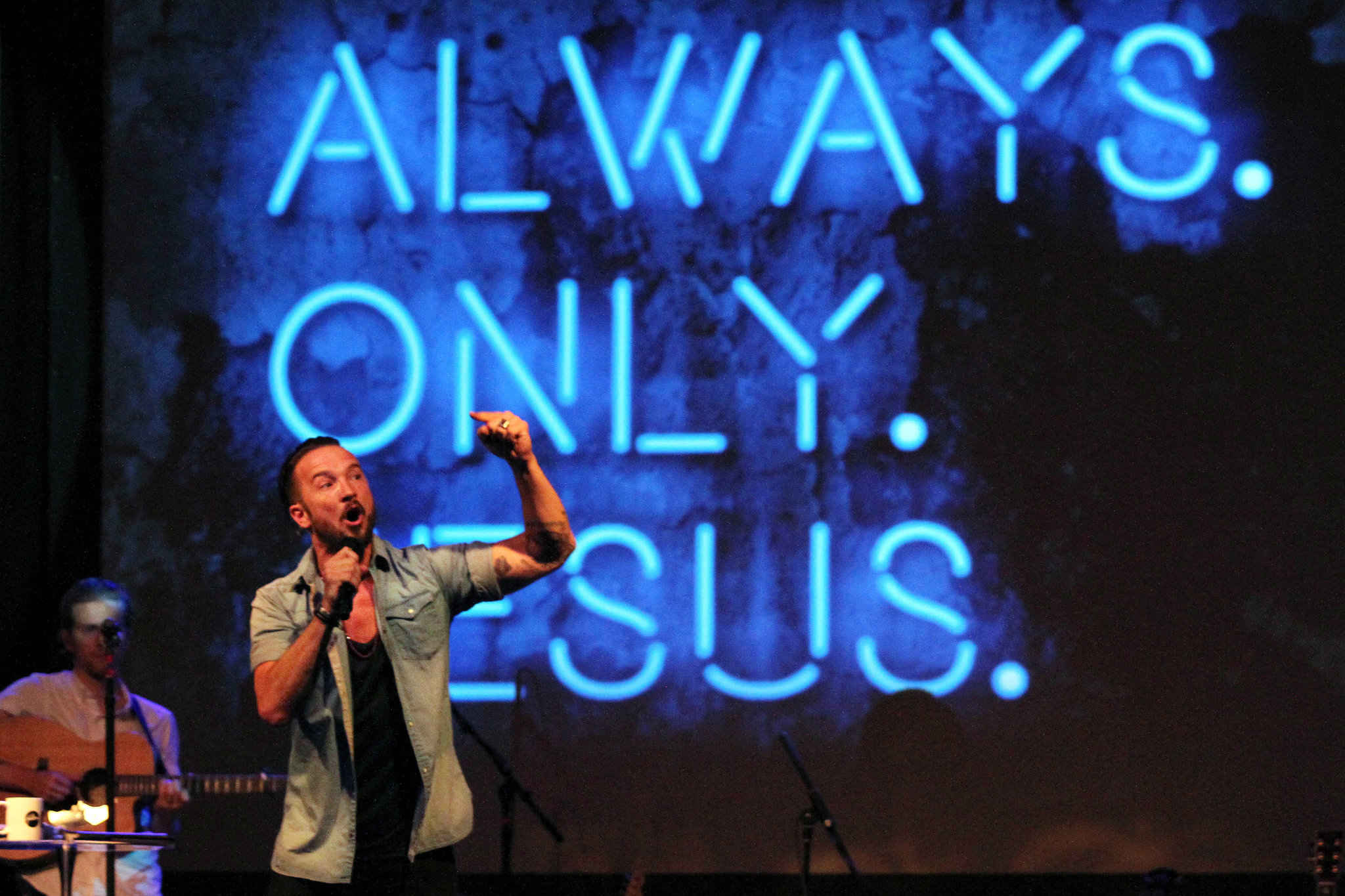 hillsong church NYC
