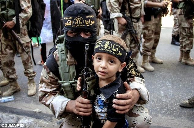 Isis Using Children