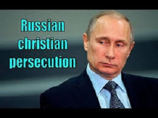 Russia Christians Face Increasing Persecution