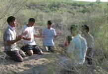 Uzbekistan Christians Meeting In The Bush For Fellowship