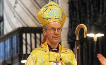 Archbishop Justin-Welby