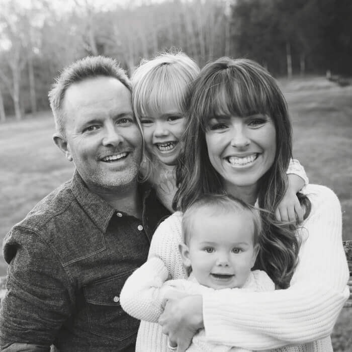Chris Tomlin and Family