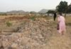 Baroness Cox in Jong, one of four villages destroyed by Muslim Fulani herdsmen