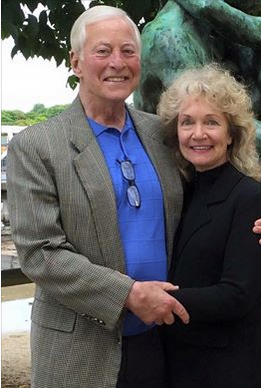 Brian Tracy and Wife Barbara