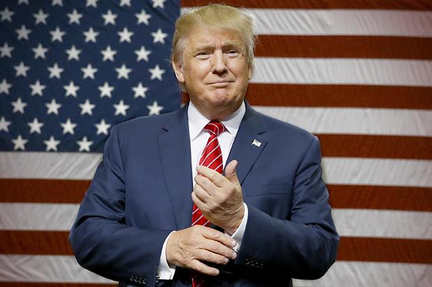 Donald Trump, US President Elect