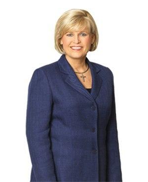 Pastor Sharon Daugherty
