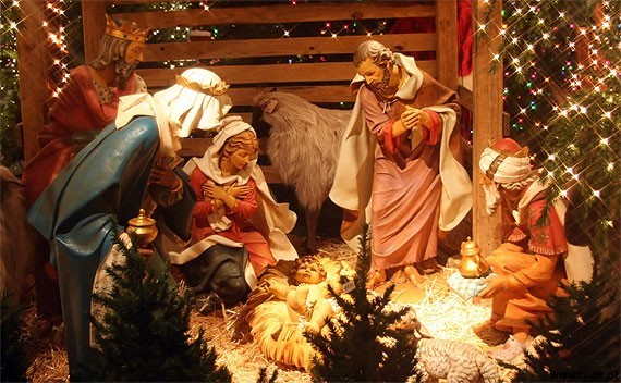 The History Of Christmas.Why Is Christmas Celebrated On The 25th December