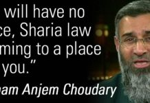 Imam Anjem Choudary