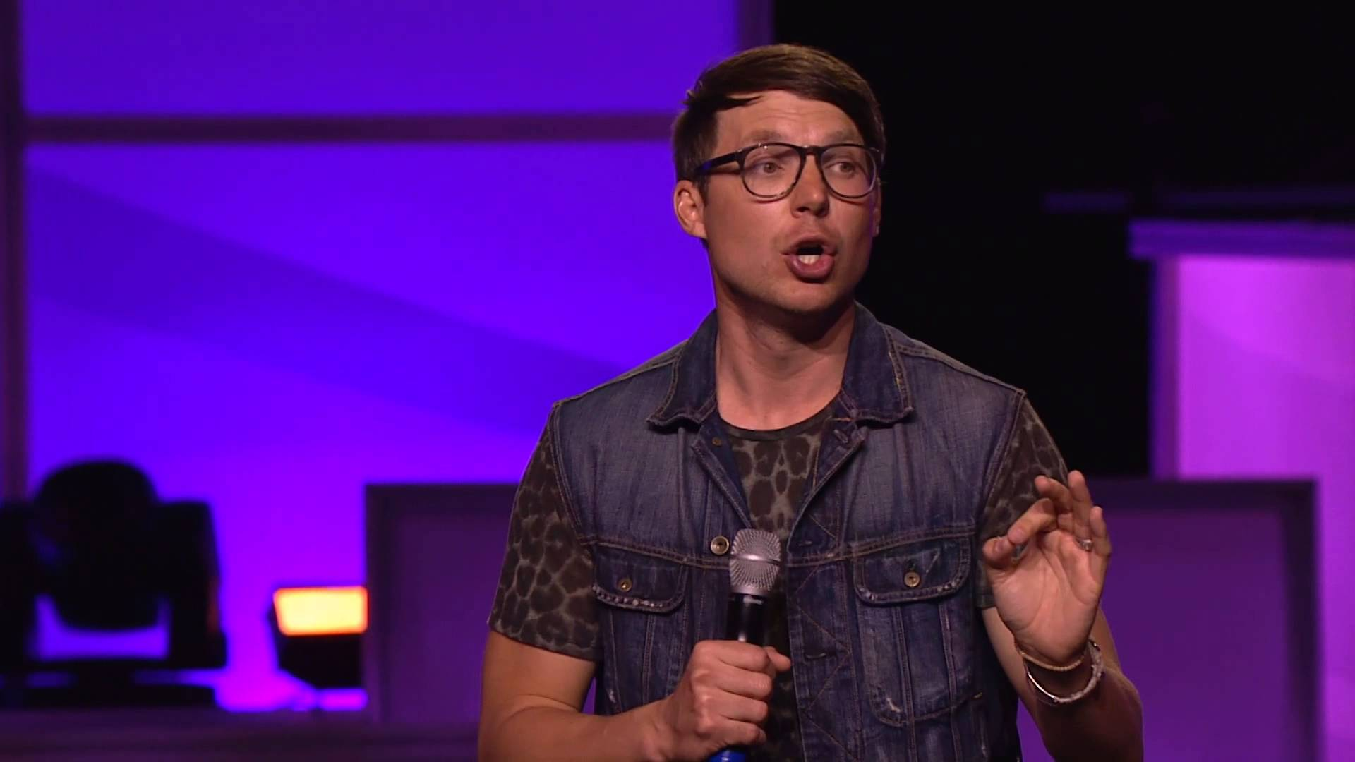 How to 'Talk to Your Soul' – Judah Smith