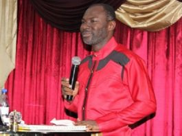 Prophet Emmanuel Badu Kobi , Founder and Leader of the Glorious Wave Church International