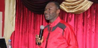 Prophet Emmanuel Badu Kobi , Founder and Leader of the Glorious Wave Church International