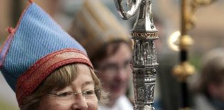 Eva-Brunne, World's First Lesbian Bishop