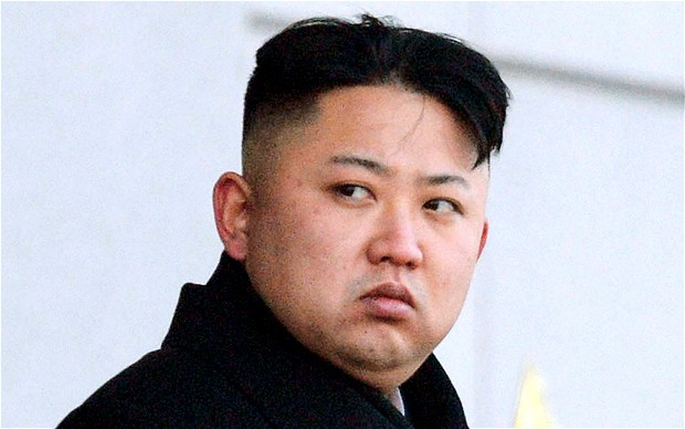 North Korea President Kim Jong-Un